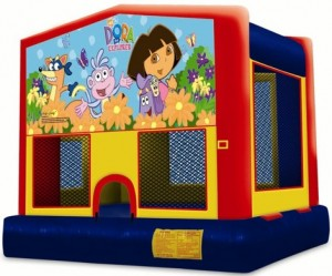 Dora Bounce House Rental Niceville